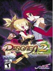 Disgaea 2: Dark Hero Days – фото обложки игры