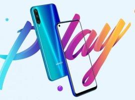 Представлен Honor Play 3— бюджетный камерофон иконкурент Redmi Note8