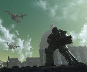 ВСети появился трейлер искриншоты фанатского ремейка Fallout 3 надвижке Fallout4