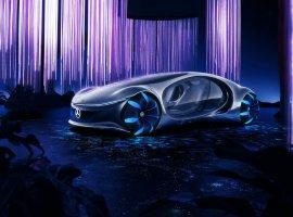 Электрокар Sony имашина-Аватар. Какие автомобили показали наCES 2020
