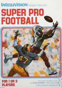 Super Pro Football – фото обложки игры