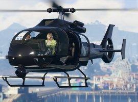 Гифка дня: смертельная тупость вGrand Theft Auto5