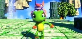 Yooka-Laylee. Релизный трейлер для Nintendo Switch