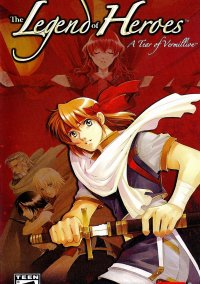The Legend of Heroes: A Tear of Vermillion – фото обложки игры