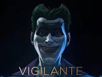 Batman: The Enemy Within - The Telltale Series. Персонаж VIGILANTE
