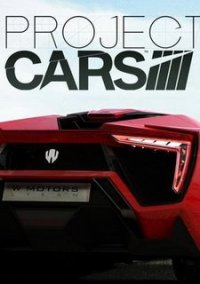 Project CARS: Lykan Hypersport – фото обложки игры