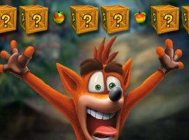 PlayStation 1 Strikes Back. Разбираем Crash Bandicoot N. Sane Trilogy