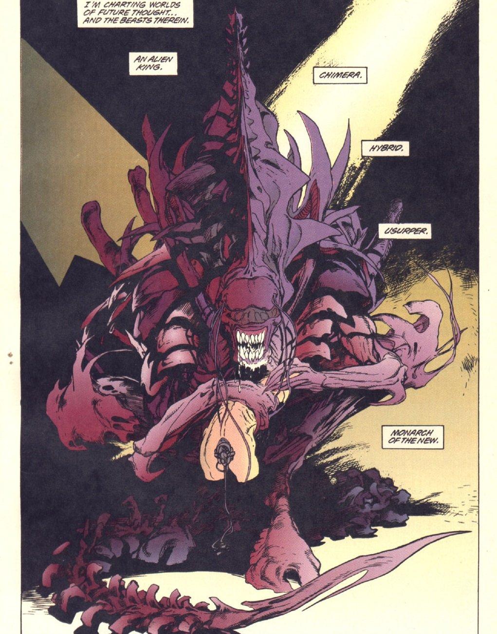 Жуткие комиксы про Чужих, откоторых кровь стынет вжилах   Канобу - Изображение 18