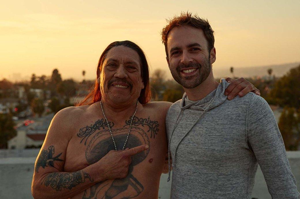Рецензия нафильм «Заключенный №1: Восхождение Дэнни Трехо». Злой мексиканец с мачете в руках   Канобу - Изображение 925
