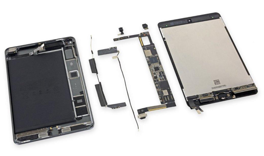 Не починить: эксперты iFixit разобрали iPad mini 5 и провели тесты на ремонтопригодность | Канобу - Изображение 2