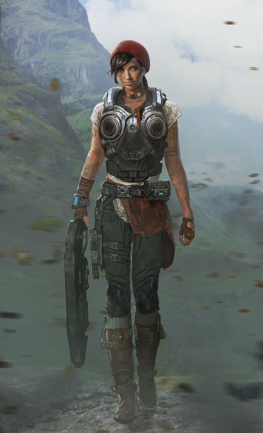 Gears of War 4: как изменилась Сера | Канобу - Изображение 14