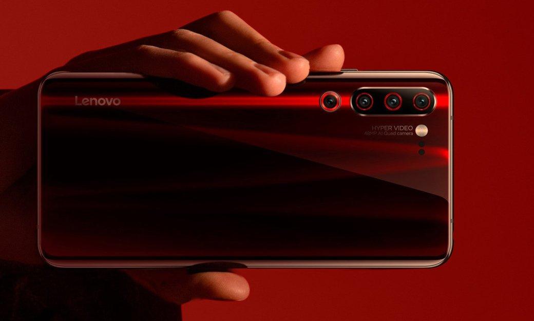 Lenovo Z6Pro: задень доанонса раскрыты все характеристики флагмана  | Канобу - Изображение 2027