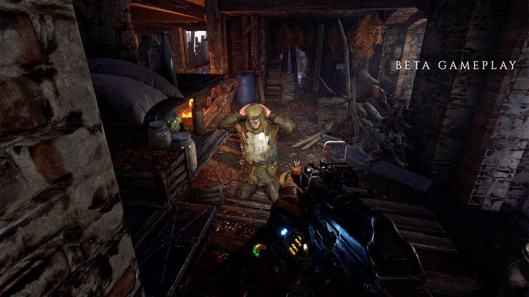 E3 2018: вMetro Exodus придется чистить оружие. Постапокалиптическая грязь, знаете ли | Канобу - Изображение 4633