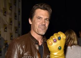 Новый ролик осоздании «Войны Бесконечности» раскрыл, как именно Джош Бролин играл роль Таноса