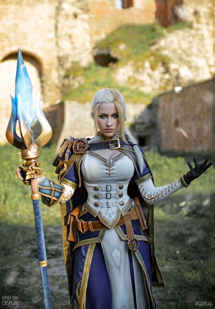 Как фанаты World ofWarcraft изразных стран мира косплеят персонажей игры. - Изображение 3
