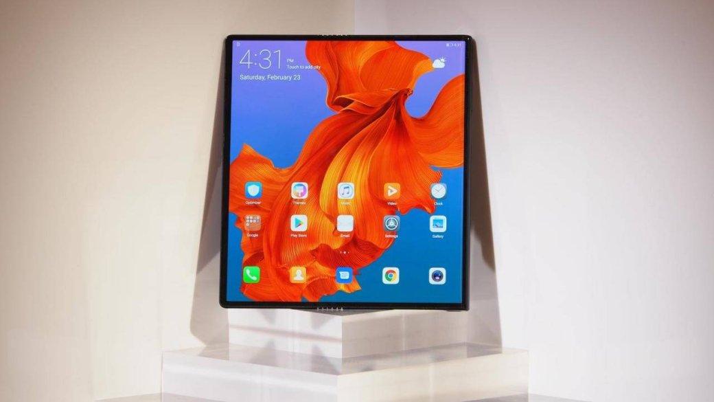 Выход складного флагмана Huawei Mate X перенесли с июня на сентябрь | Канобу - Изображение 2