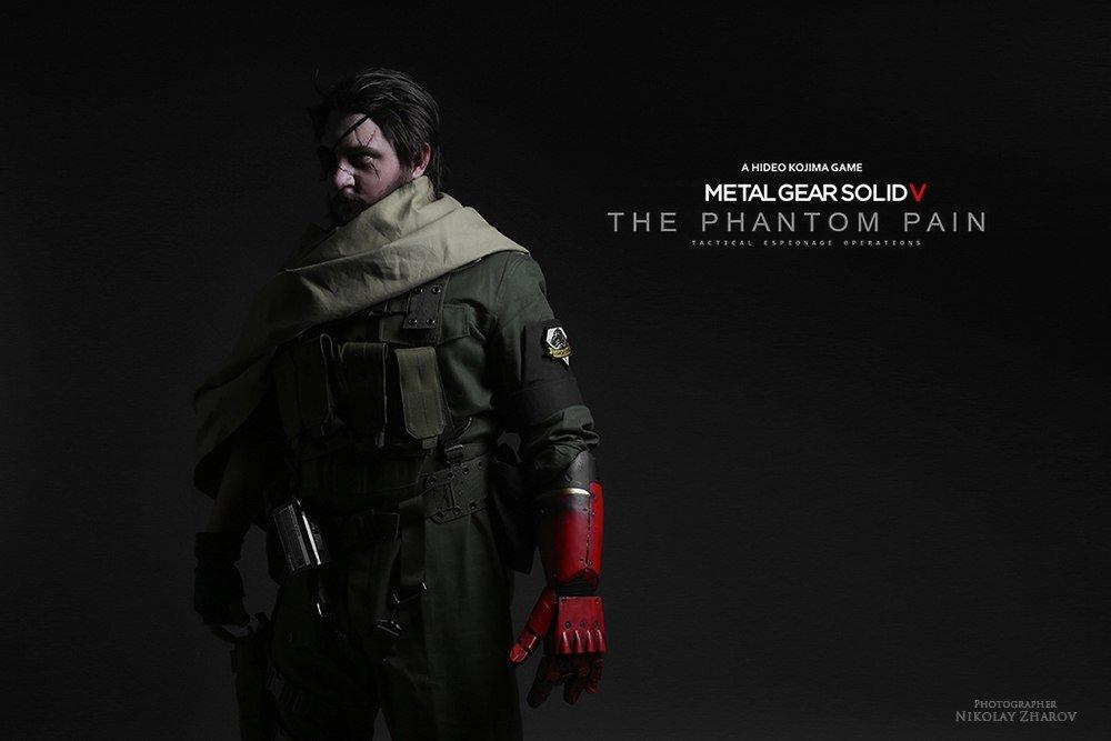 Косплей дня: Веном Снейк из Metal Gear Solid 5: The Phantom Pain | Канобу - Изображение 391