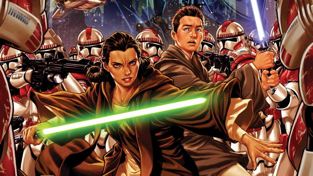 Какие события «Звездных войн» остались закадром фильмов?. - Изображение 6