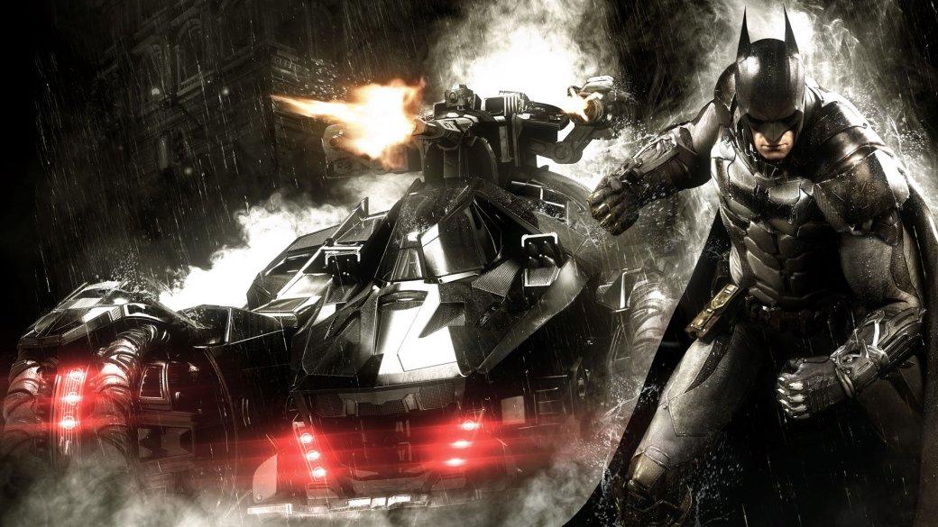 Лучшие игры про Бэтмена— понашему субъективному мнению | Канобу - Изображение 1