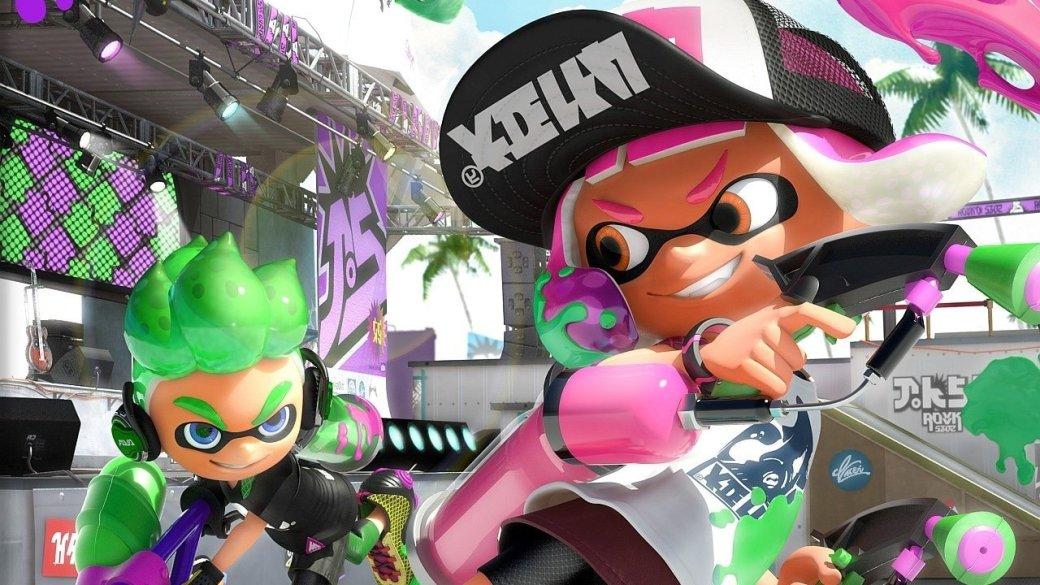 Nintendo навыставке E3 2017: Nintendo Switch Slim, Splatoon 2, Mario | Канобу