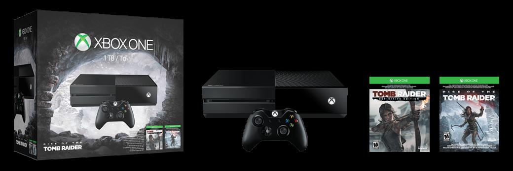 Microsoft анонсировала два праздничных бандла Xbox One 1TB | Канобу - Изображение 1