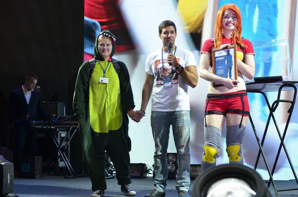 Фотоотчет с «Игромира» и Comic Con Russia, день 3 – Миша Коллинз | Канобу - Изображение 795