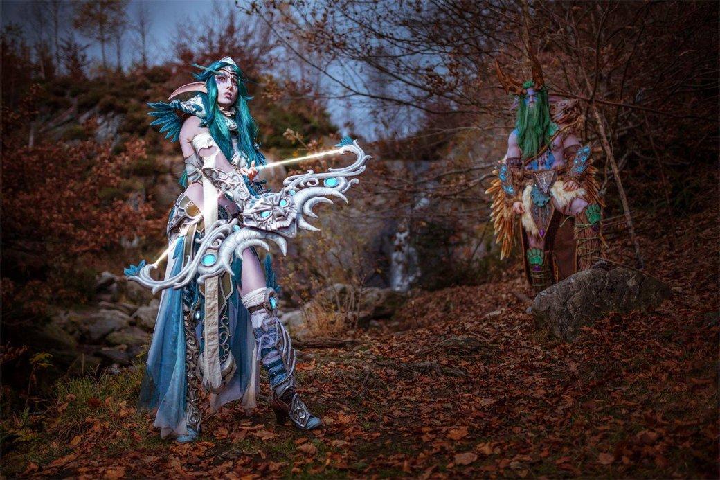 Лучший косплей по Warcraft – герои и персонажи WoW, фото косплееров | Канобу - Изображение 2377