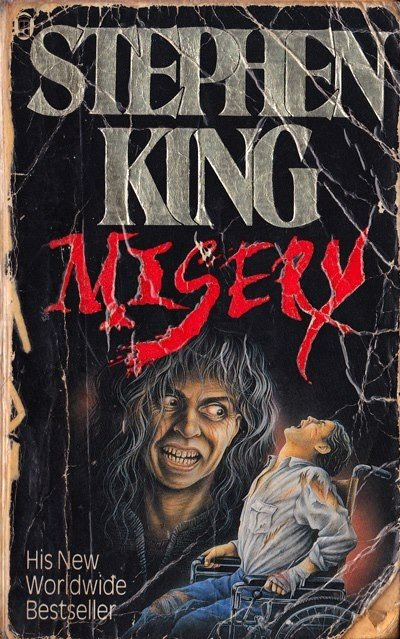 """misery essays stephen king A comparison of the literary devices in it and misery to create horror stephen stephen king, in his essay """"why we crave horror movies,"""" says that horror."""