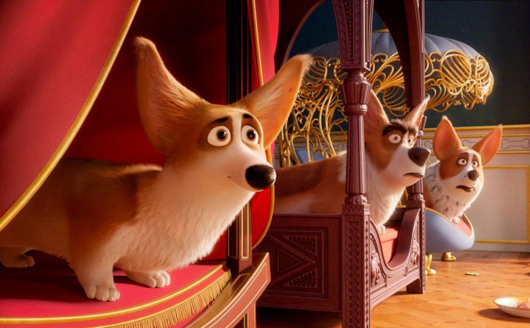 Рецензия на«Королевского корги»— почти обычный мультфильм, неожиданно ставший скандальным | Канобу - Изображение 2