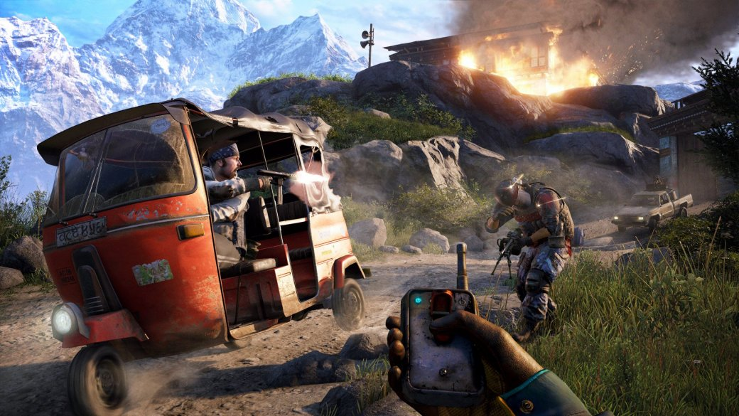 Рецензия на Far Cry 4 | Канобу - Изображение 0