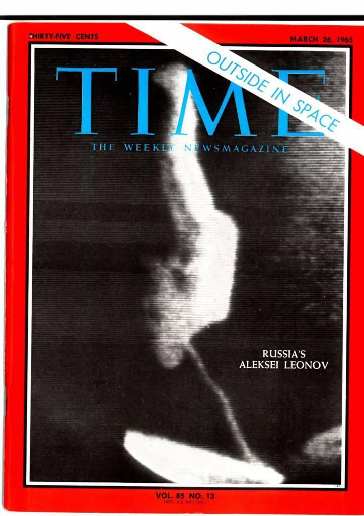 Американские обложки журналов про русских космонавтов | Канобу - Изображение 3