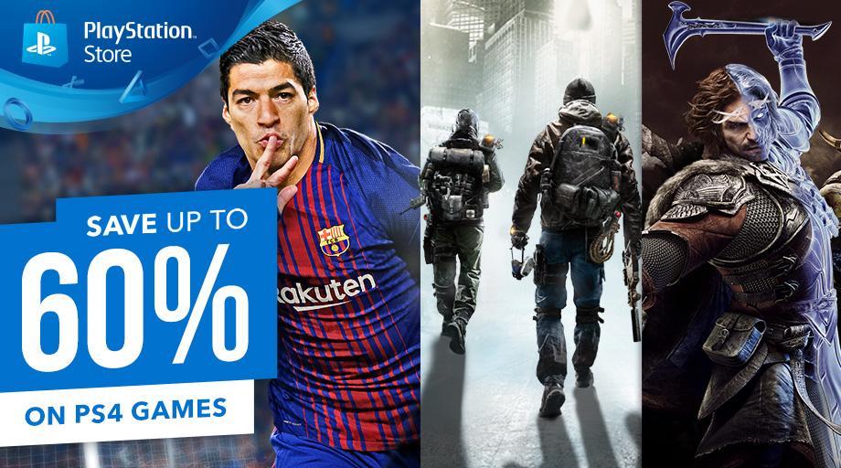 В PS Store стартовала новая распродажа со скидками до 60% (на самом деле даже больше). - Изображение 1