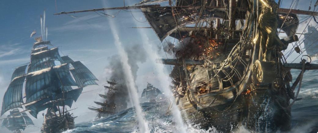 Ubisoft перезапустила разработку Skull & Bones— игры оморских сражениях   Канобу - Изображение 1003