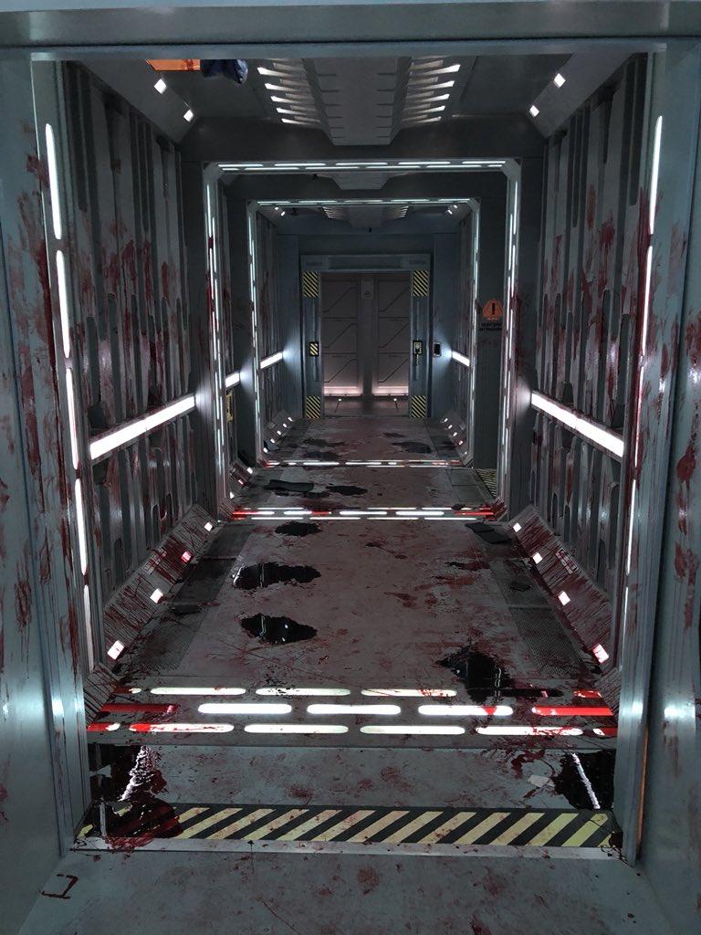 ВСети появились первые фото сосъемок новой экранизации Doom. - Изображение 10