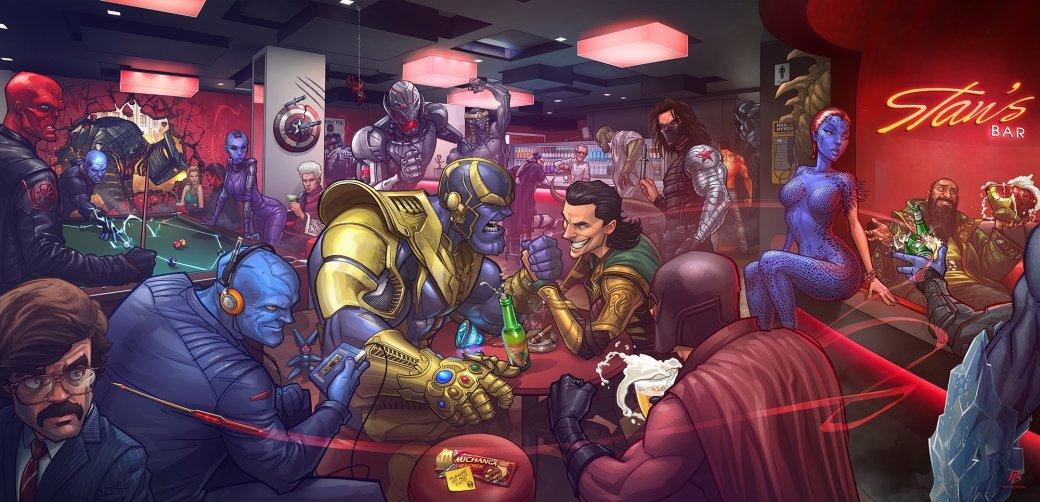 Тест: кто тыиззлодеев киновселенной Marvel? | Канобу