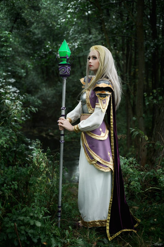 Как фанаты World ofWarcraft изразных стран мира косплеят персонажей игры. - Изображение 4