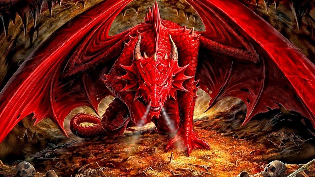 Тест: выбери себе дракона! | Канобу
