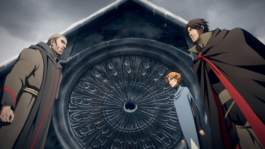 Рецензия на3 сезон мультсериала «Каслвания»   Канобу - Изображение 5638