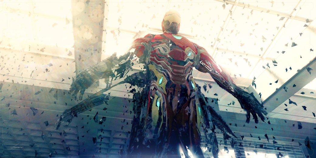 Концепт-арты «Мстителей: Финал» раскрыли другой способ работы машины времени | Канобу - Изображение 1778
