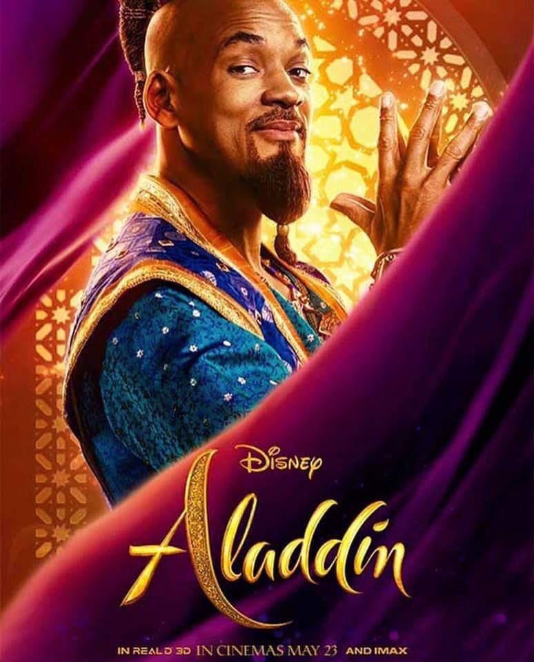 Нановых постерах «Аладдина» представили вовсей красе персонажей будущего фильма   Канобу - Изображение 7116