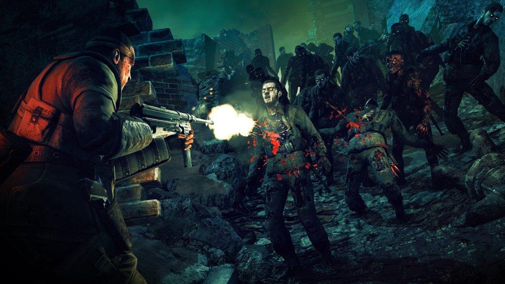 Авторы Zombie Army 4 невидят ничего плохого вэксклюзивности дляEGS. Хотя раньше считали иначе   Канобу - Изображение 0