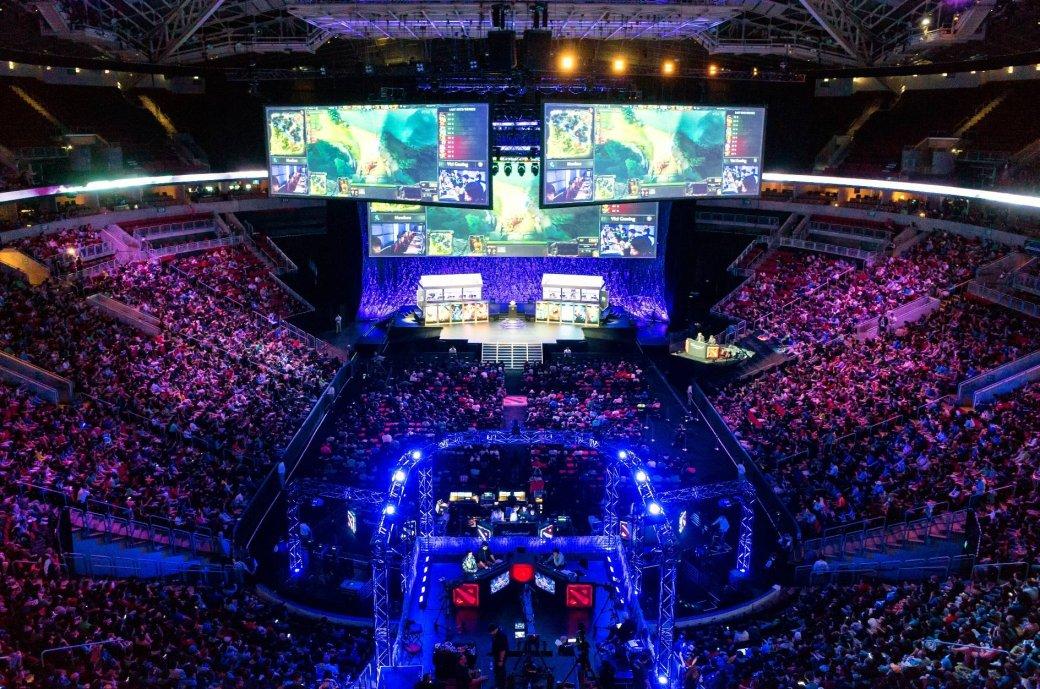 ЭволюцияThe International. Как менялся главный турнир в киберспорте | Канобу - Изображение 6033