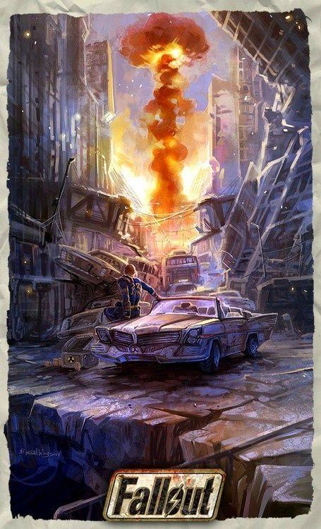 Лучший арт мира Fallout | Канобу - Изображение 87