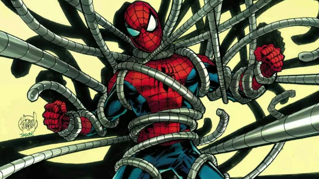 Зачем читать Spectacular Spider-Man: путешествия вовремени, параллельные миры, вторжение пришельцев | Канобу
