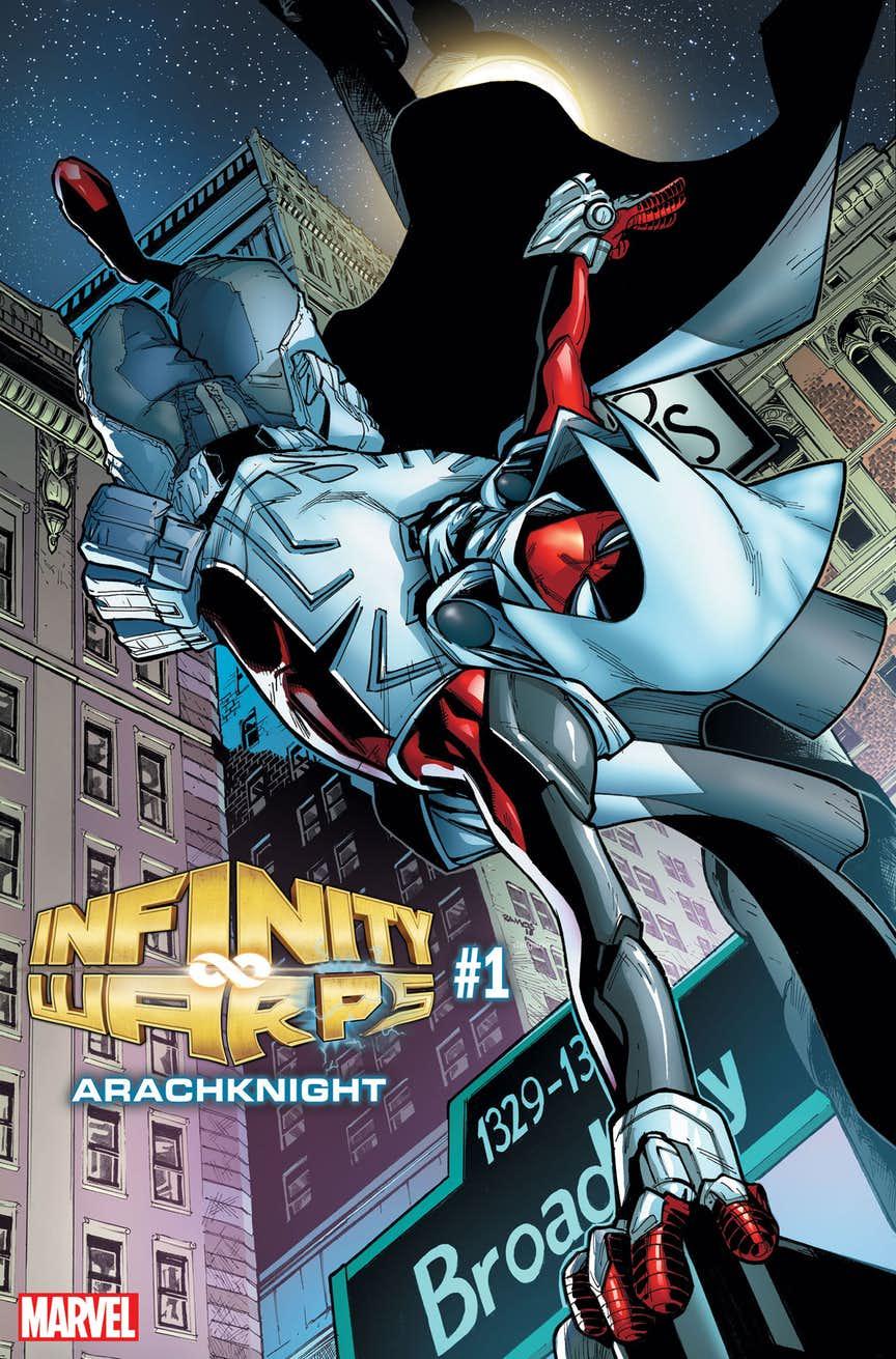 Лунный Человек-паук! Новые подробности про супергероев-гибридов из«Войн Бесконечности»   Канобу - Изображение 6530