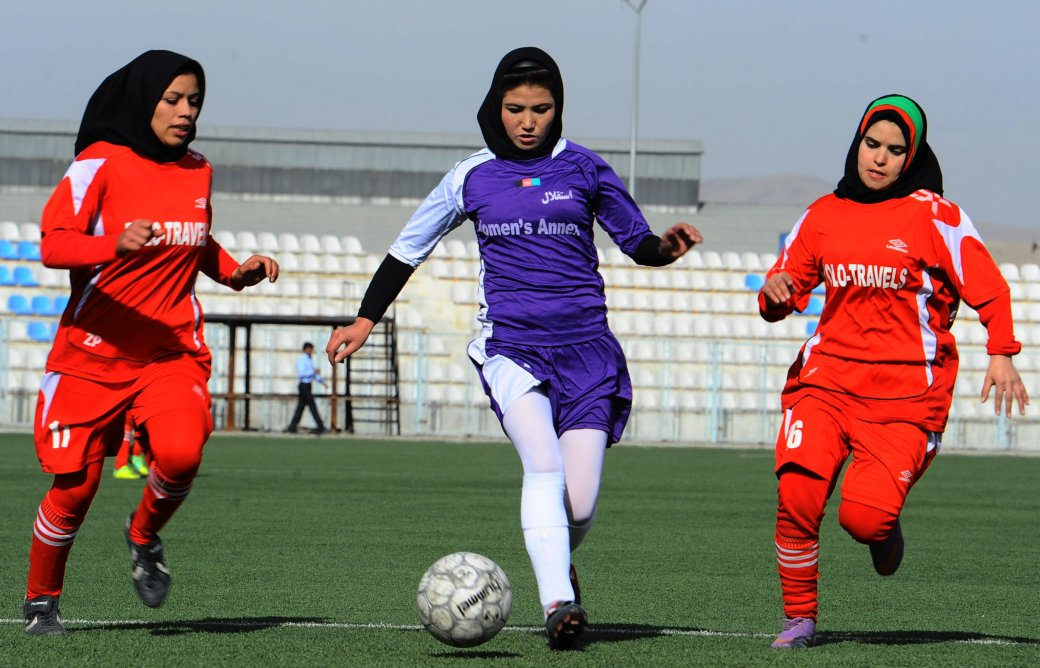 Женский футбол: Во-первых, это красиво...   Канобу - Изображение 10