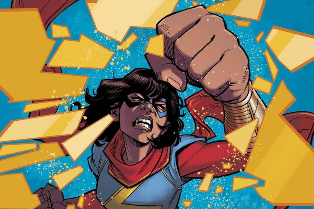Начто способна мусульманка-супергерой? История Мисс Марвел | Канобу