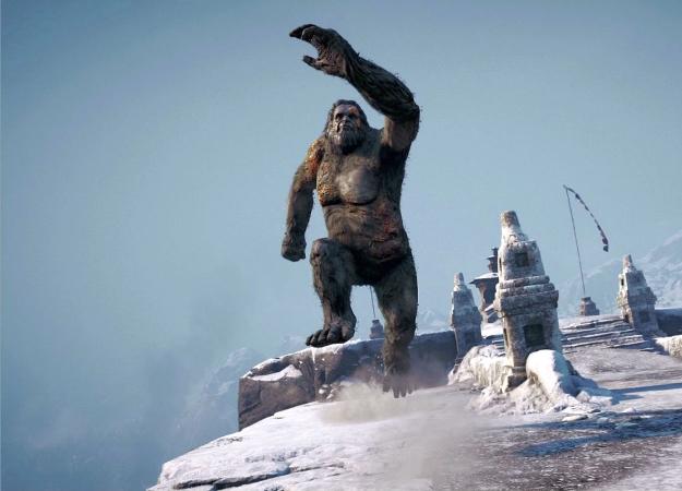 Игроки ищут вFar Cry 5 снежного человека, нонаходят только груды костей | Канобу - Изображение 1