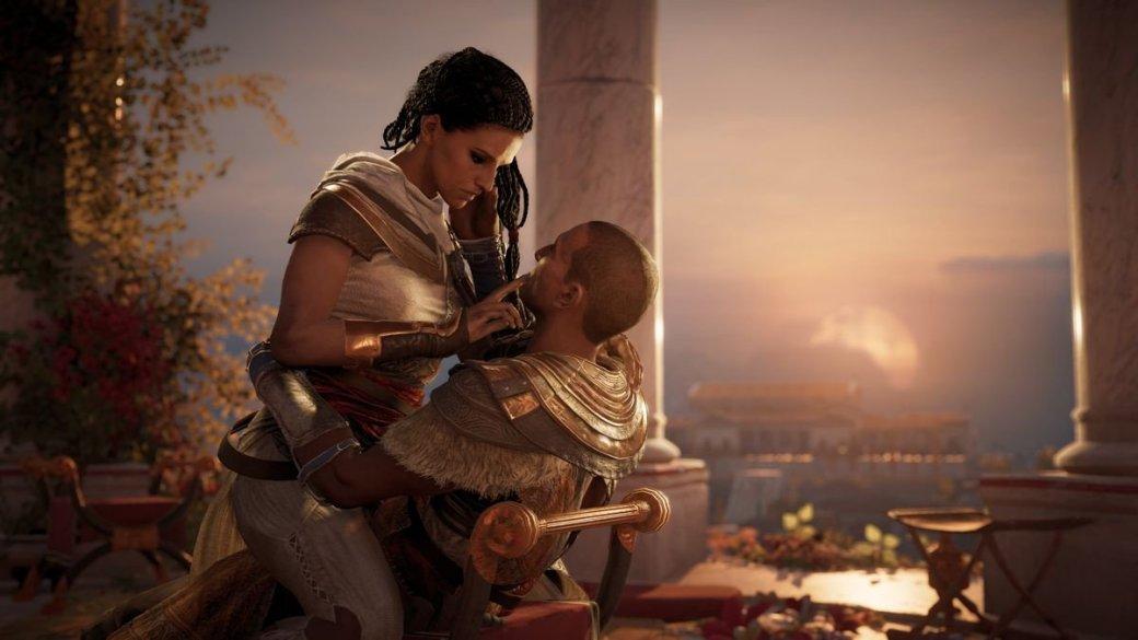 ВСети появилась подробная карта Assassins's Creed Odyssey с описанием всех регионов. Работа фаната! | Канобу - Изображение 81