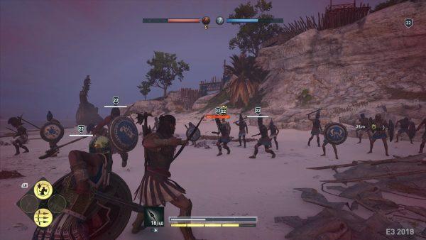 Утечки неостановить! ВСети появились первые скриншоты Assassin's Creed Odyssey | Канобу - Изображение 10679